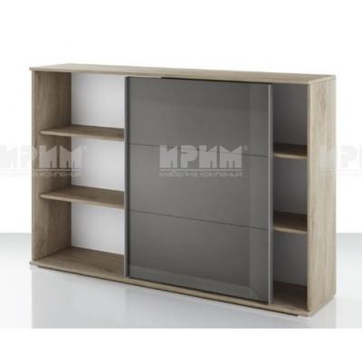 Модул Гранд М 53 - офис шкаф с плъзгаща врата