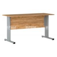 Офис модул 176 бюро с метални крака 140/59 см