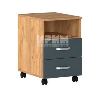 Офис модул 264 контейнер с чекмеджета и ниша