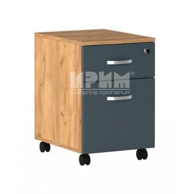 Офис модул 267 контейнер с врата и чекмедже с ключалка