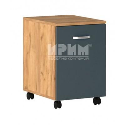 Офис модул 268 контейнер с 1 врата