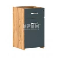 Офис модул 287 носещ контейнер с 1 чекмедже с ключалка и 1 врата