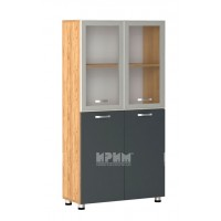 Офис модул 41 витрини с алуминиев профил