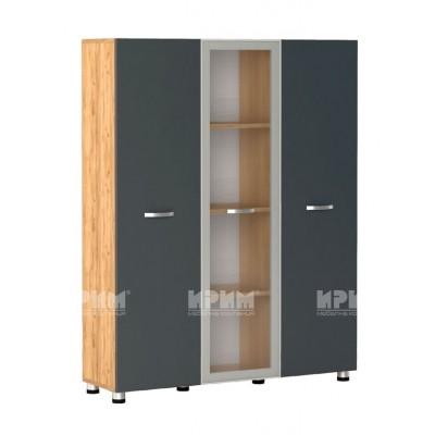 Офис модул 49 витрина с алуминиев профил