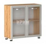 Офис модул 9 витрина с алуминиев профил