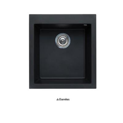 Мивка Quadra 100 Black&White серия