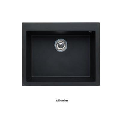 Мивка Quadra 110 Black&White серия