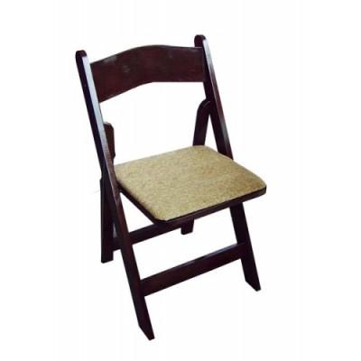 Сгъваем стол с тапицерия Калчо