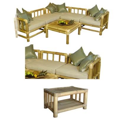 Комплект от бамбук 405 Гео