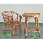 Обзавеждане стол и маса от Ракита