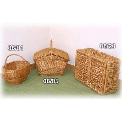 Кошници и куфар от Ракита