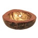 14127 Купа кокосов орех полир