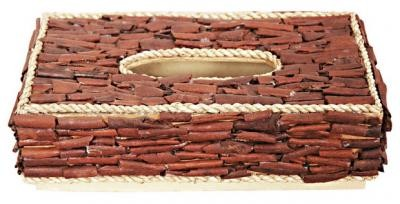 14014 Кутия салфетки декор