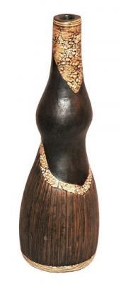 15080 Керам ваза декор 45