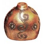 15136 Керам ваза тумбеста