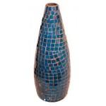 15111 Керам ваза стъкълца 50