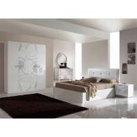 Италиански спален комплект Metropolis circle