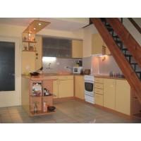 Кухня от ламинирани плоскости 1