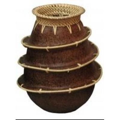 15144 Керам ваза спирала