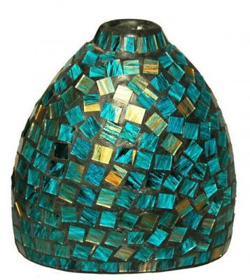 15110 Керам ваза стъкълца 20