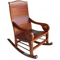 Люлеещ стол Анкона 1250 кафяв
