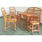 Мебели от ракита
