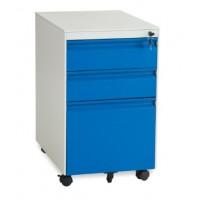 Офис контейнер Carmen CR-1249 L SAND - три цвята