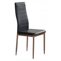 Стол еко кожа и метал К251