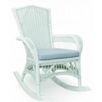 Люлеещ стол Виктория бял 1835