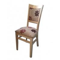 Трапезен стол Каре с тапицирана облегалка