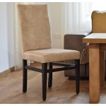 Трапезен стол Хисар венге/ канзас 50