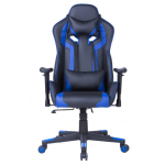 Геймърски стол Craft син