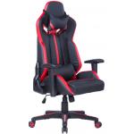 Геймърски стол Escape червен