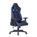 Геймърски стол Escape син