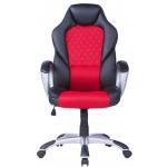 Геймърски стол Viking червен