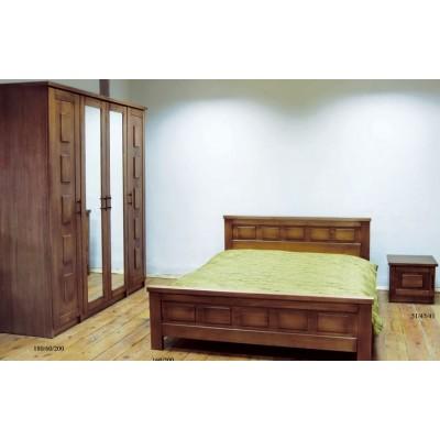 Спалня от масивно дърво Адара